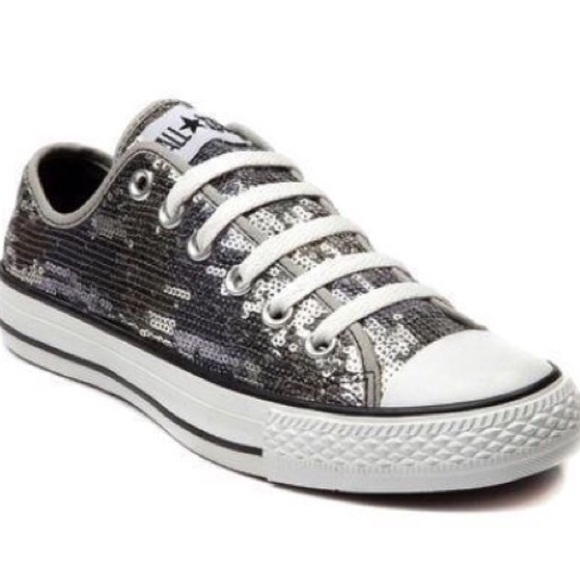 69 off converse shoes womens sparkly converse from