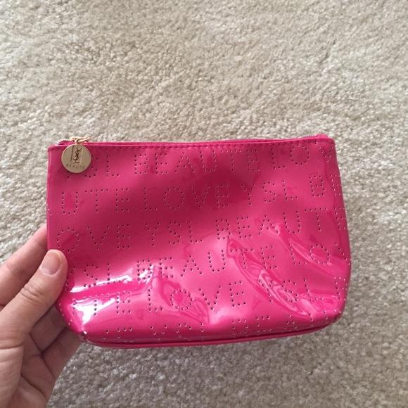 YSL beauty makeup bag. M 578e42b16d64bcc02001b883 f54b764362e9b