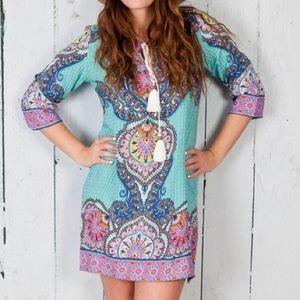 SALE❤️B1G1•50% OFF❤️Boho tunic dress