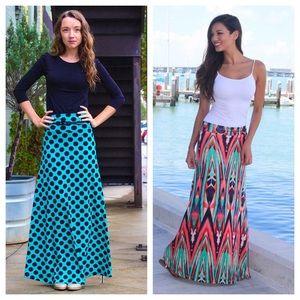Hot Kiss Dresses & Skirts - Maxi skirt!