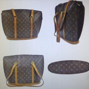 Louis Vuitton Babylon bag