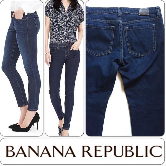 71a599212cb39 Banana Republic Jeans | Ultimate Skinny | Poshmark