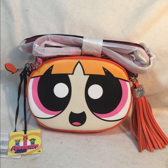 be71ac7df92 Moschino Bags | Powerpuff Girl Blossom Crossbody Sale | Poshmark