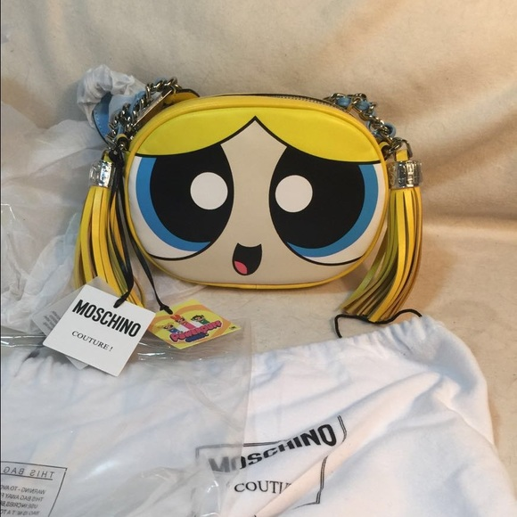 07047af363e Moschino Bags | Powerpuff Girls Bubbles Shipping | Poshmark