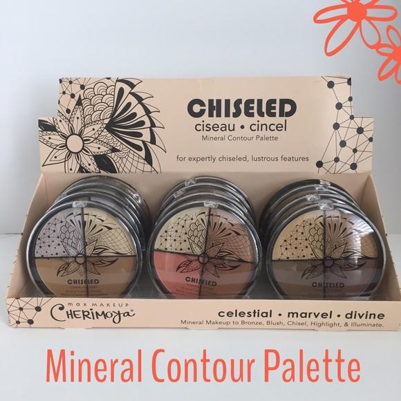 Cherimoya Mineral Contour Palette Boutique