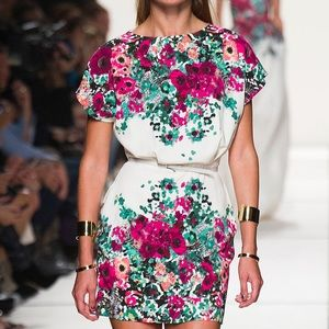 Elie Saab Dresses & Skirts - Multicolor Dress