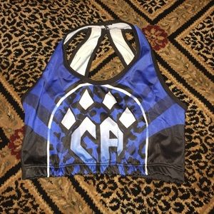 a3be8d23cd Cheer athletics practice wear (Illusive apparel)
