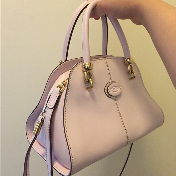 7b2fa8e850 Tod's Bags | Tods Sella Mini Bowler Bag | Poshmark