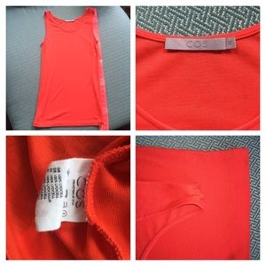 Cos Top size S like Madewell or J.Crew