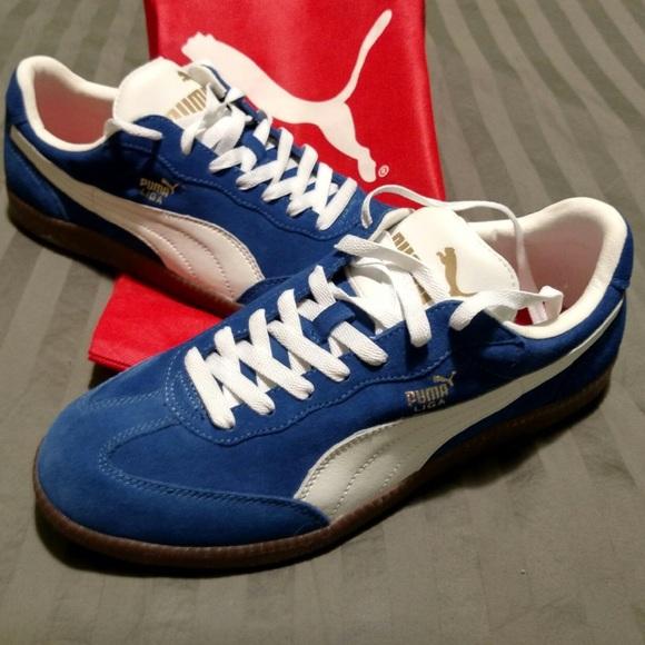 1e0dea06a2b4 BNIB PUMA Liga Suede Sneakers