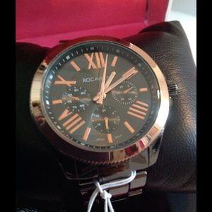 Rocawear Accessories - Great Grad🎁ROCAWEAR Unisex Bracelet Enamel Watch