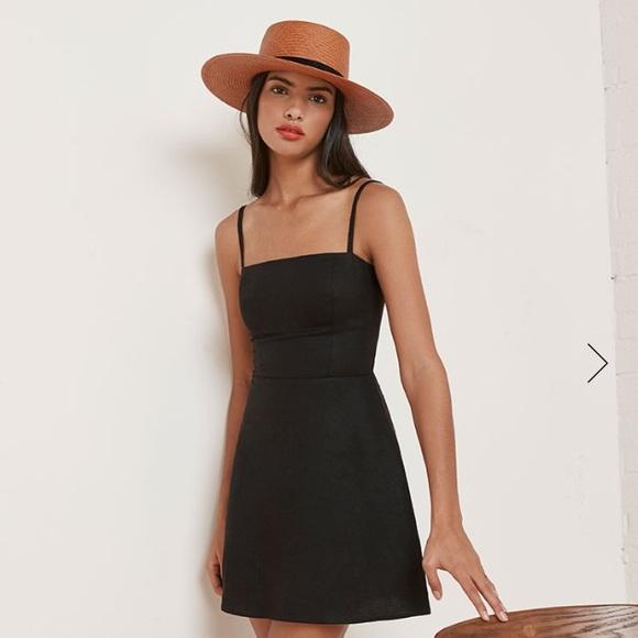 9963cf62f78 Reformation Auden Dress