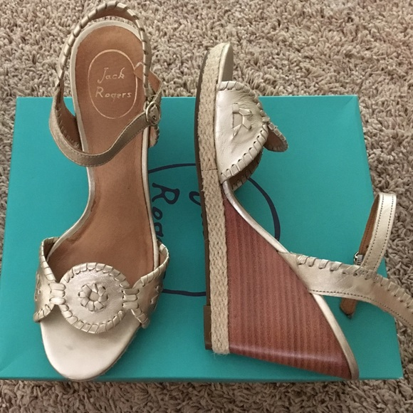 a854f62926ca Jack Rogers Shoes - Jack Rogers Clare Rope Wedge