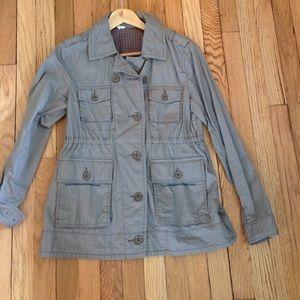 Steven Alan Jackets & Blazers - G1 Olive Green Utility Jacket Size Small