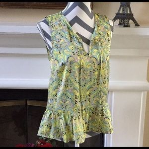 Juicy Couture Blouse Size 2