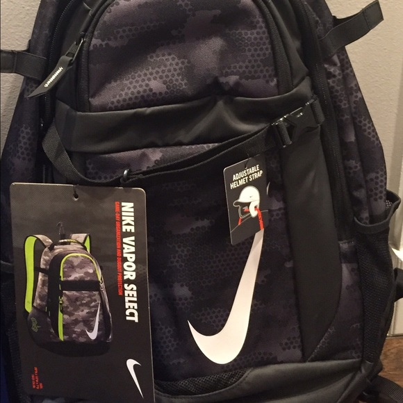 9999c40927de Nike Vapor Select Graphic Baseball Backpack.