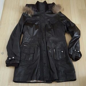 Women's Lady Top Gun Leather