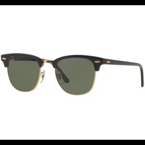 Ray-Ban Accessories - 💕Host Pick!💕 RAY-BAN Clubmaster Sunglasses