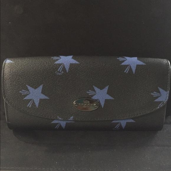 Coach Handbags - Slim Envelope Wallet