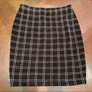 St. John Dresses & Skirts - St John Evening Chenille Skirt 8