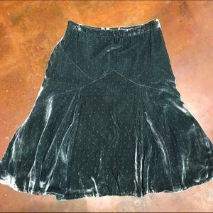 Marc Jacobs Dresses & Skirts - Marc Jacobs Velvet Skirt XS 2
