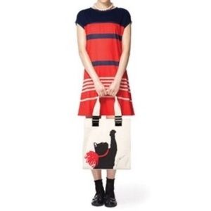 Jason Wu for Target Striped Jersey Dress