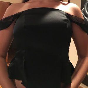 Sachin + Babi Tops - Gorgeous black top