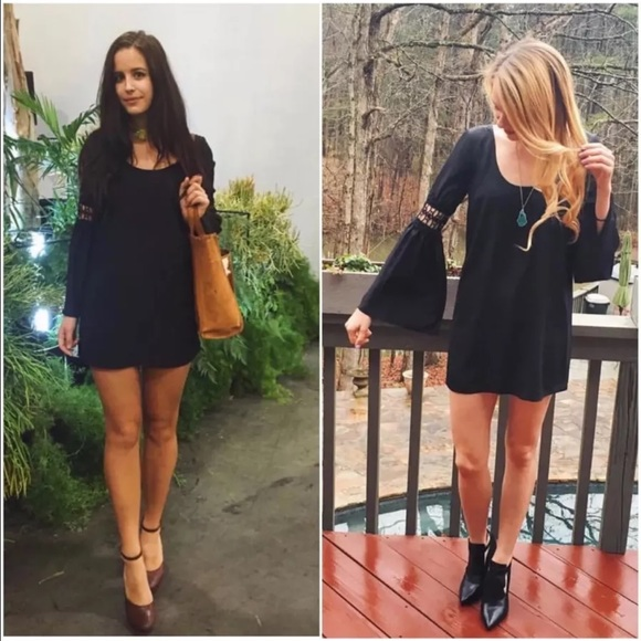 f64497e42519 Nina s by Stone Cold Fox Dress-black. M 58d43ca9291a352fbe0061ee