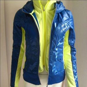 lululemon athletica Jackets & Blazers - Lululemon Uba Hoodie*SE Size 8