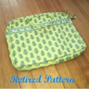 Retired Vera Bradley laptop carrier