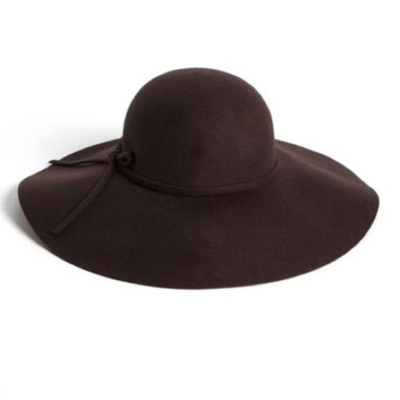Dark Brown Wool Floppy Hat Nordstroms. M 578ed6784e8d179bfc014c97 59896d5b743