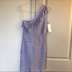 🌈 French Connection Miami Spotlight Bandage Dress