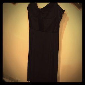 Elizabeth & James black dress