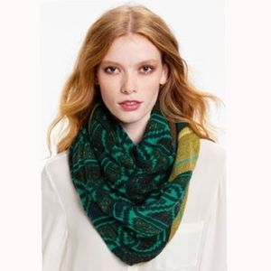 Collection XIIX Accessories - Collection XIIX 'Diamond Folk Print' Scarf