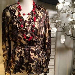 East 5th Tops - EAST 5th BLOUSE