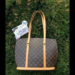 Authentic Louis Vuitton BABYLONE
