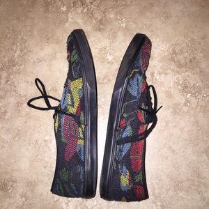9cc0cc46c5 Vans Shoes - Vans Authentic Lo Pro Tapestry Floral Sneakers