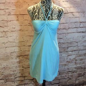 Tommy Bahama Dresses & Skirts - Tommy Bahama Supima Cotton Resort Halter Dress