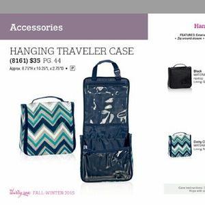 thirty one bags thirtyone hanging traveler case poshmark