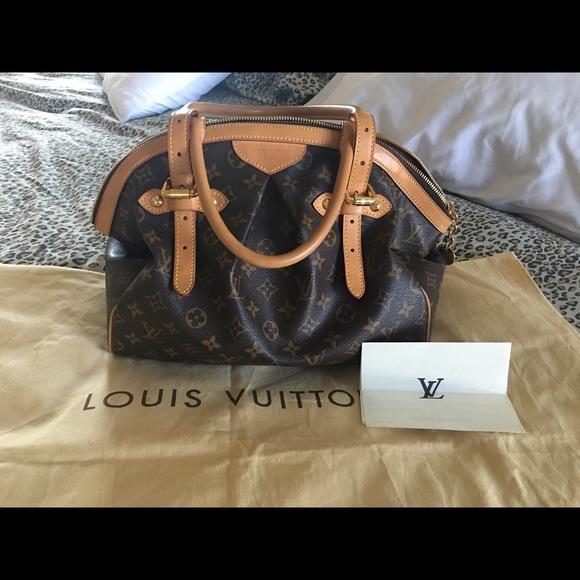 22e21acb70d5 Louis Vuitton Bags | Sold Authentic Lv Tivoli Gm | Poshmark