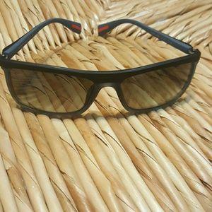 172e9edcb7 Prada Accessories - PRADA Sport Sunglasses SPS 51P 1BO-0A7