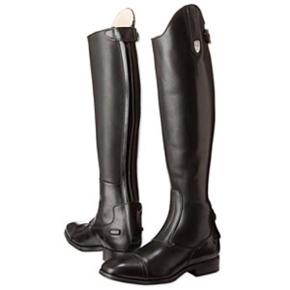 50% off Ariat Shoes - Ariat Monaco tall boots Italian baby calf