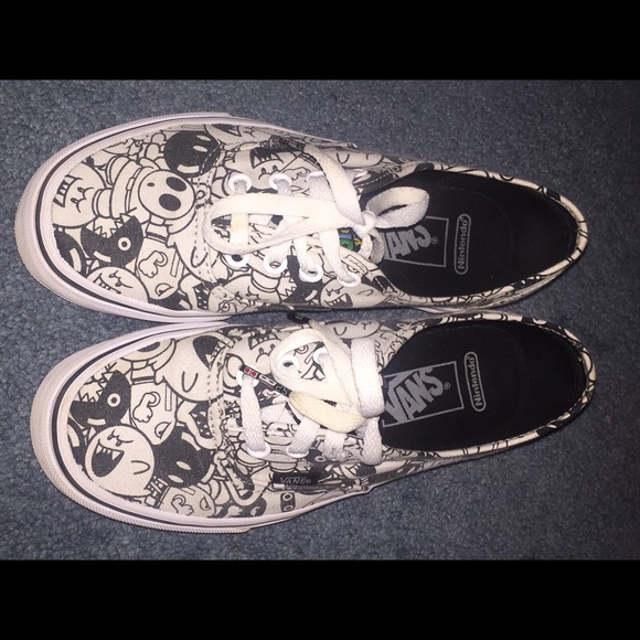 vans shoes size 7