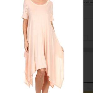 Fashion BohoLoco Tops - ❗️Midi Flyaway Shirt Slip Dress