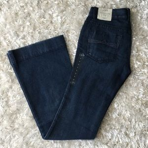 NWT Loft Modern Flare jeans