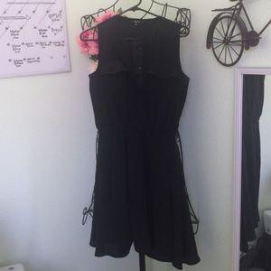 MADEWELL Dress  Black Size XS