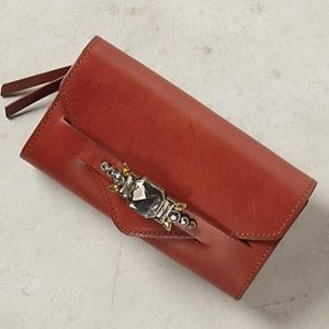 Anthropologie Crossbody Clutch