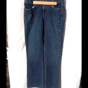Lee jeans comfort waist band  size 12 medium lady