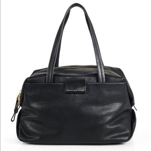 Marc by Marc Jacobs Box Medium Leather Satchel
