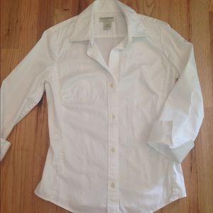 Classic White Shirt!